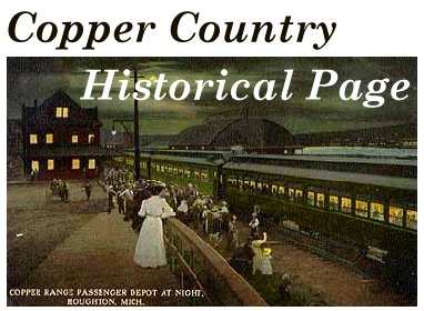 Copper Country Historical Page